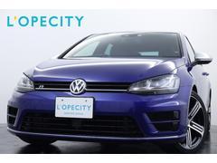 VW ゴルフRゴルフR 1オーナー 新車保証延長プラス 令和3年3月迄