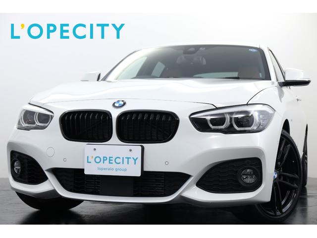 BMW 118i M-Sport エディションシャドー 新車保証