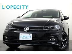 VW ポロRライン 1オーナー ディスカバープロPKG 新車保証