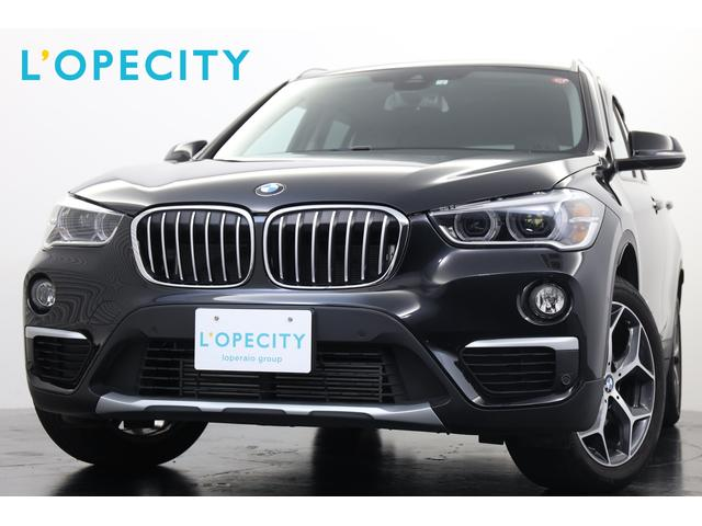 BMW xDrive 18d xライン ACC コンフォートPKG