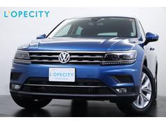 VW ティグアンTSI ハイライン アダプティブCC ヘッドアップディスプレ