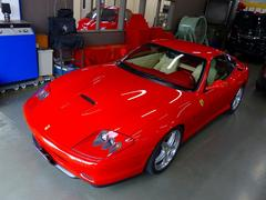 フェラーリ 575M マラネロ F1 コーンズD車