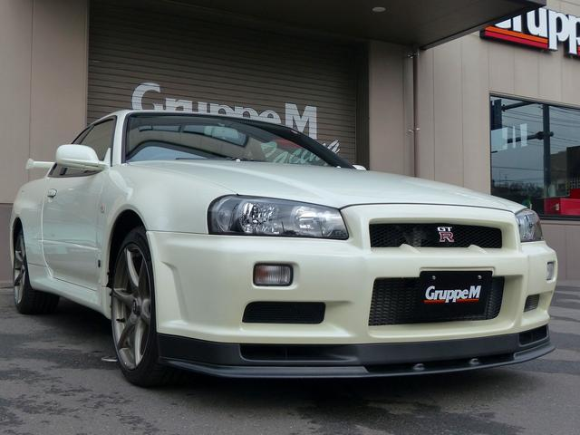日産 GT-R VスペックII ニュル フルオリジナル G保管
