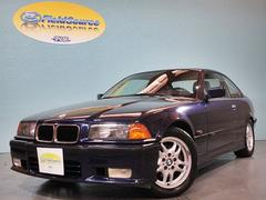 BMW318is 5MT革巻ステアETC半革シート純正純正16AW