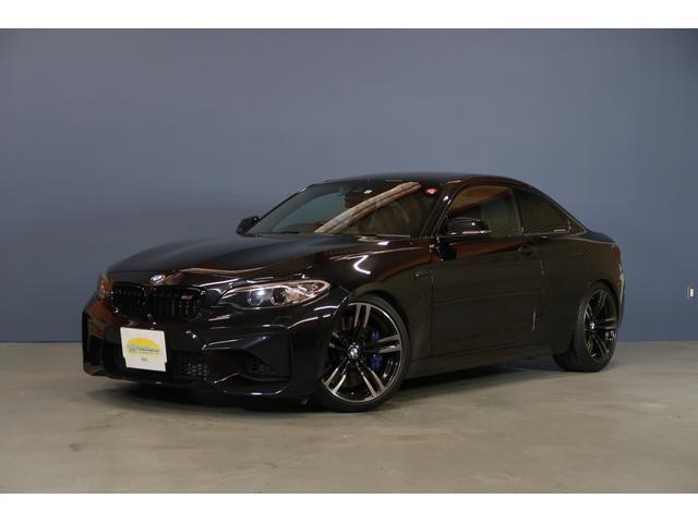 BMW M2 M DCTドライブロジック 純ナビ黒革電動席19AW衝突軽減