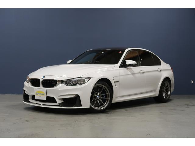 BMW M3 M3 本革電動暖席Mパフォーマンスエアロ