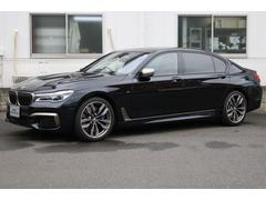 BMWM760Li xドライブ 4WD認定中古車 サンルーフ