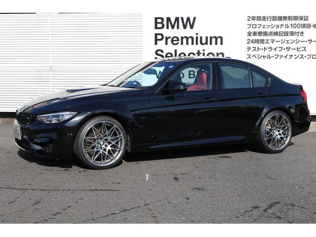 BMW M3セダン コンペティション 認定中古車