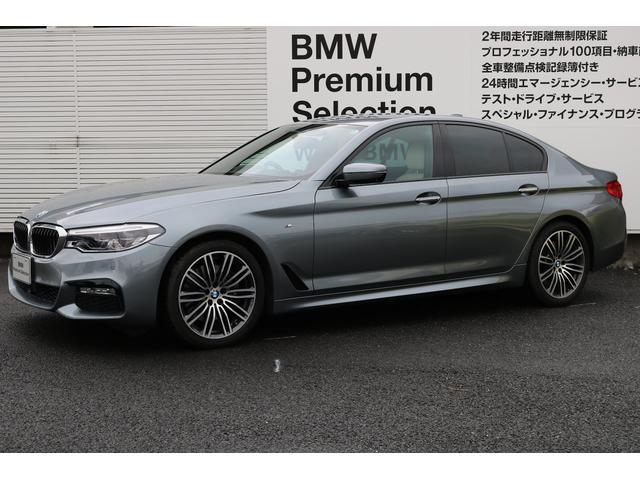 BMW 530i Mスポーツ 認定中古車 ナビ ETC