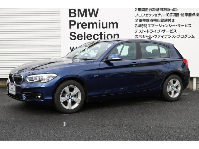 BMW 118d スポーツ 認定中古車 Bカメラ ナビ ETC