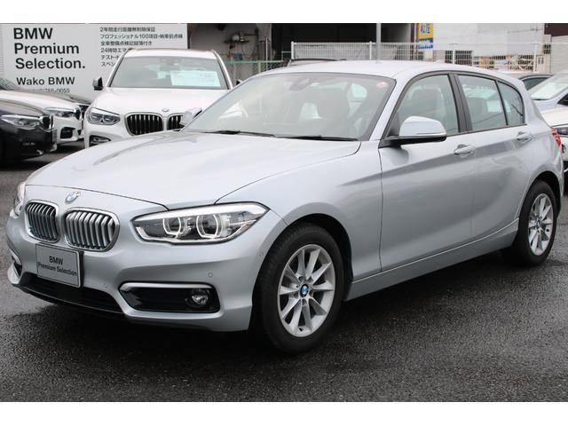 BMW 118i スタイル 認定中古 ACC Bカメラ ナビ ETC