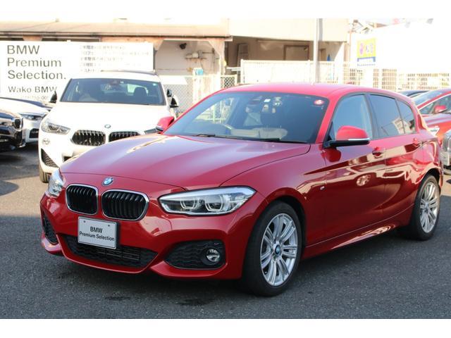 BMW 1シリーズ  1シリーズ Msport ETC LEDヘッドライト 認定中古車