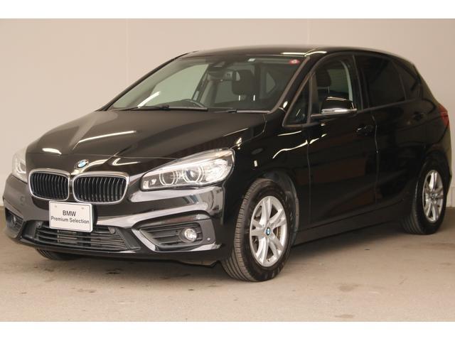 BMW 2シリーズ 218iアクティブツアラー ETC Bカメラ ナビ標準装備 認定中古車
