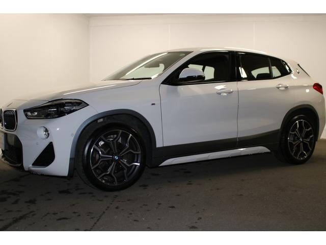 BMW xDrive 18d MスポーツX 4WD ACC Bカメラ アンビエントライト