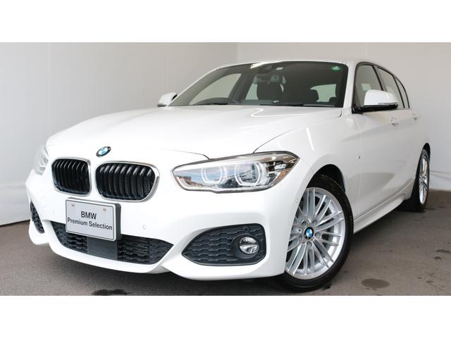 BMW 118i Mスポーツ ACC シートヒーター LEDヘッドライト ETC 認定中古車