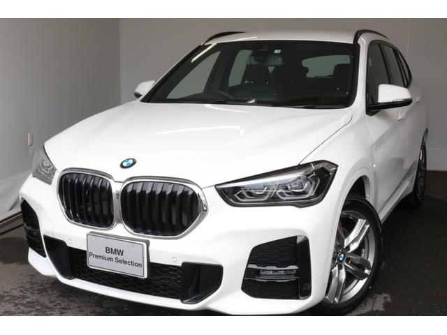 BMW X1 xDrive 18d Mスポーツ 認定中古車 LCIモデル アダプティブクルーズコントロール アンビエントライト LEDヘッドライト 18インチアルミホイール