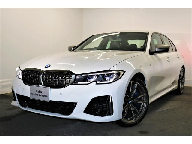 BMW M340i xDrive harman/kadonスピーカーシステム ACC HUD 19インチアロイホイール 4WD 認定中古車