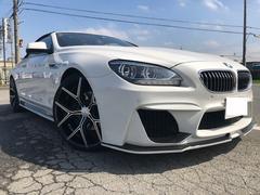BMW640iカブリオレ Mスポーツパッケージ