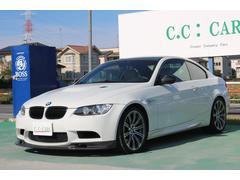 BMWM3クーペ 左ハンドル Mドライブ サンルーフ 本革 6MT
