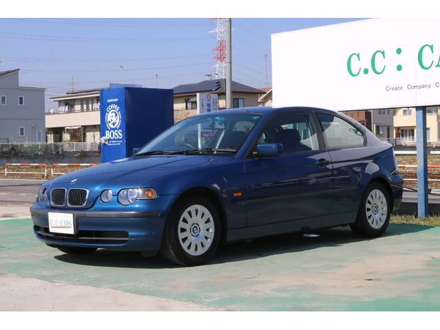 BMW 316ti エアバック ABS キーレスエントリー
