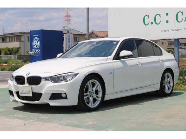 BMW 320i Mスポーツ サンルーフ 純正ナビTV キセノン