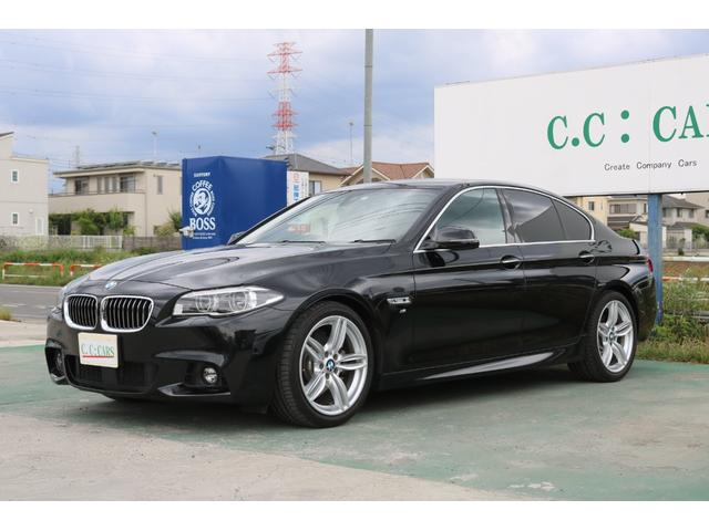BMW 523d Mスポーツ マエストロ 限定車 本革 ナビTV