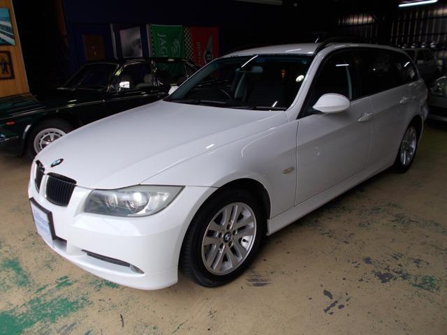 BMW 320iツーリング プッシュスタート&スマートキー D整備