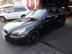 BMW530iハイラインパッケージ キセノン ナビ ブラックAW