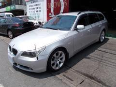 BMW525iハイライン 06モデル スマートキー ディーラー整備