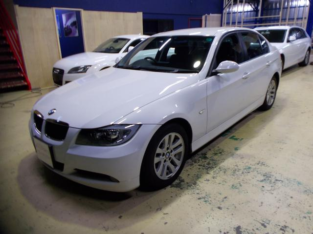BMW 320i 新品キセノンヘッドライト スマートキー 社外ナビ