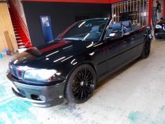 BMW330Ciカブリオーレ 左ハンドル キセノン ディーラー整備