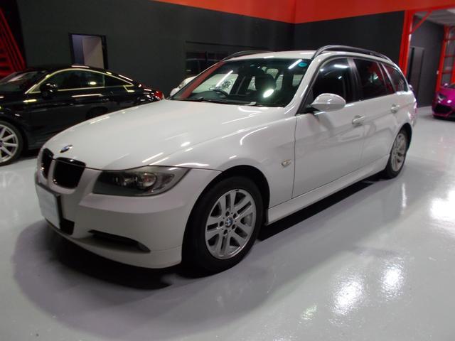 BMW 320iツーリング キセノン ディーラーメンテナンス車両