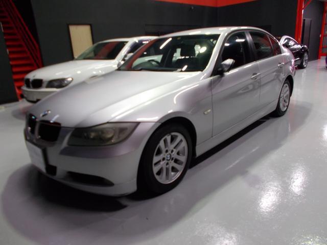 BMW 320i キセノン イクリプスHDDナビ ディーラー整備車両