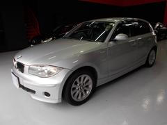 BMW116i インダッシュHDDナビ ディーラー整備