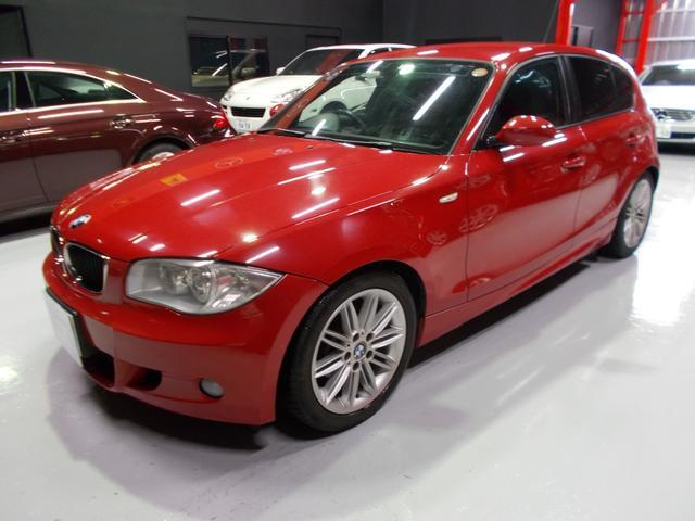 BMW 116i Mスポーツパッケージ キセノン ディーラー整備車両