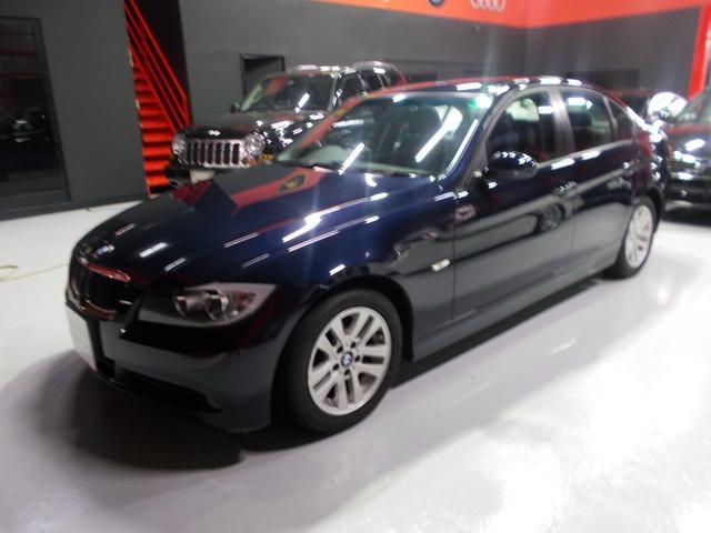 BMW 320i 社外ナビ スマートキー ヘッドライトコーティング済
