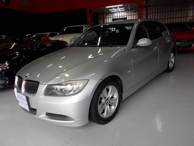 BMW 323i ハイライン キセノン 黒革シート ディーラー整備