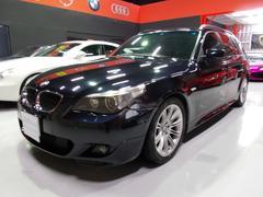 BMW525iツーリングMスポーツ ダブルサンルーフ スマートキー