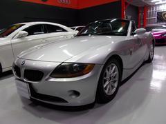 BMW Z42.2i 手動トップ ディーラー整備車両