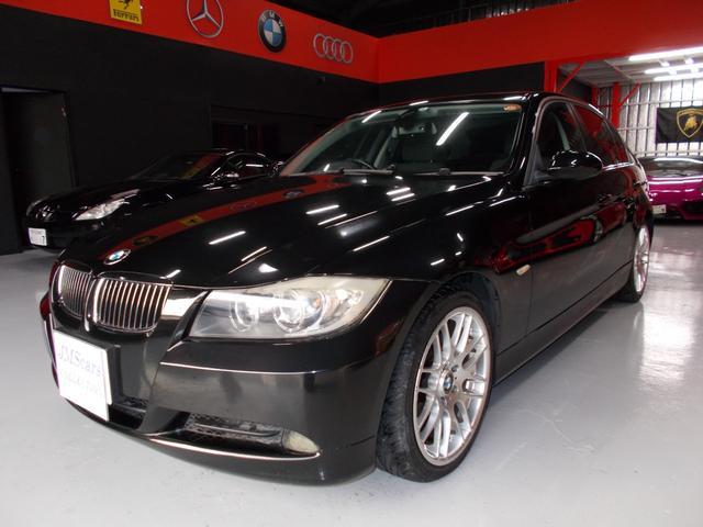 BMW 323i サンルーフ 社外ナビ キセノン ディーラー整備車両