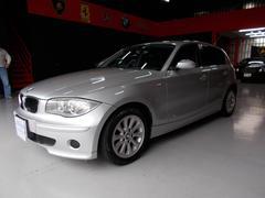 BMW116iキセノン 純正ナビ スマートキー ディーラー整備車両