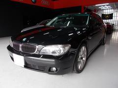 BMW740i ダイナミックスポーツPKG サンルーフ DL整備車