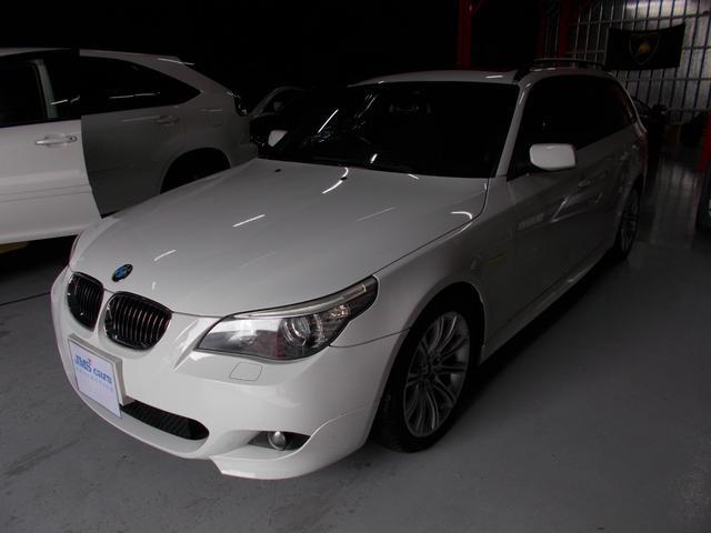 BMW Mスポーツ 07モデル 電子シフト HDDナビ サンルーフ