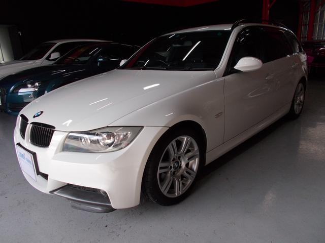 BMW 320iツーリング Mスポーツパッケージ DL整備 キセノン