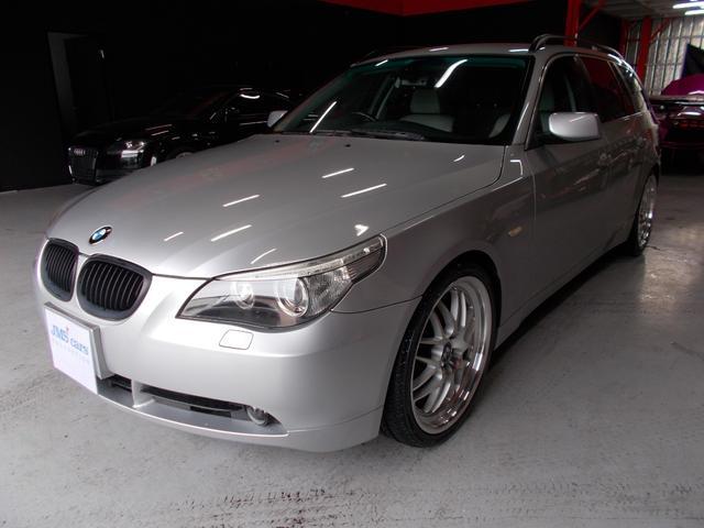 BMW ハイライン 05モデル スマートキー 純正ナビ ディーラー整