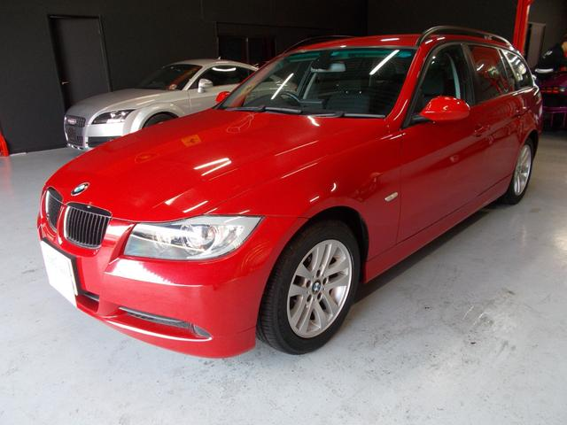 BMW 1オーナーディーラー整備 キセノン 社外ナビ DVD再生