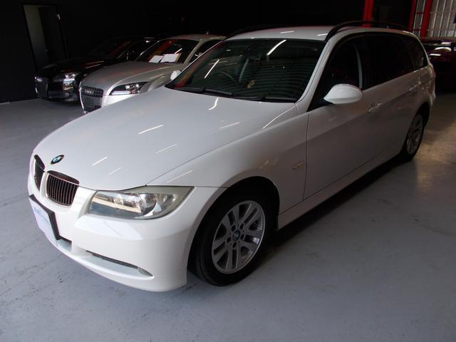 BMW 320iツーリング キセノン スマートキー ディーラー整備車