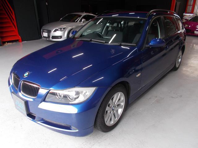 BMW 320iツーリング ストラーダナビ キセノン ディーラー整備