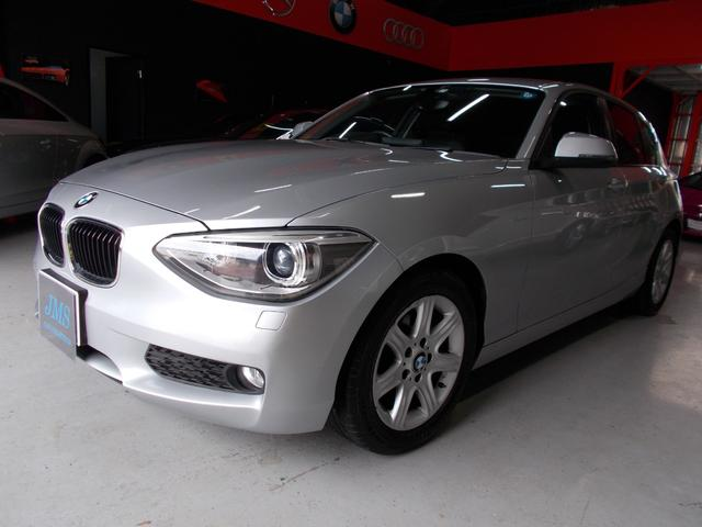 BMW 116i 2011年モデル 純正ナビ キセノン DL整備車両