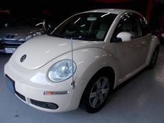 VW ニュービートルディーラー整備車両 記録簿 社外ナビ スペアキー 16インチ